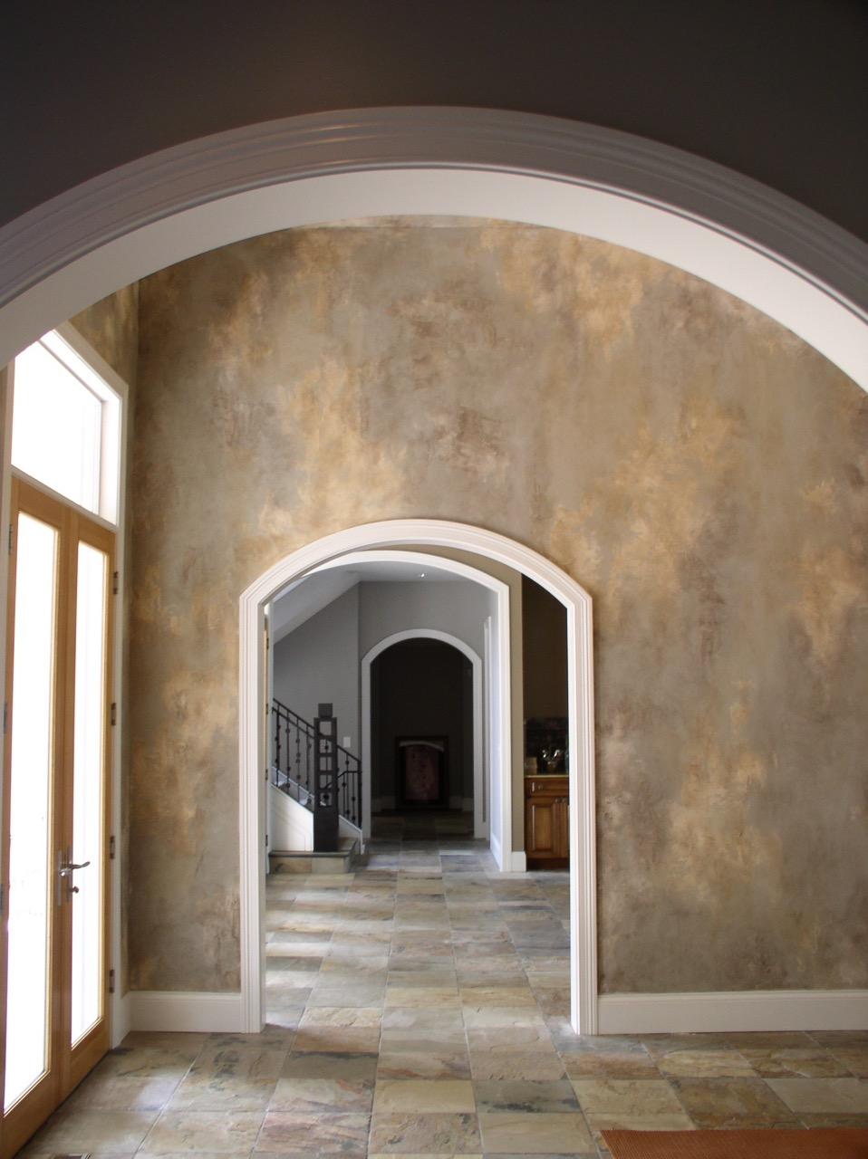 Venetian Plaster Paint Imagery